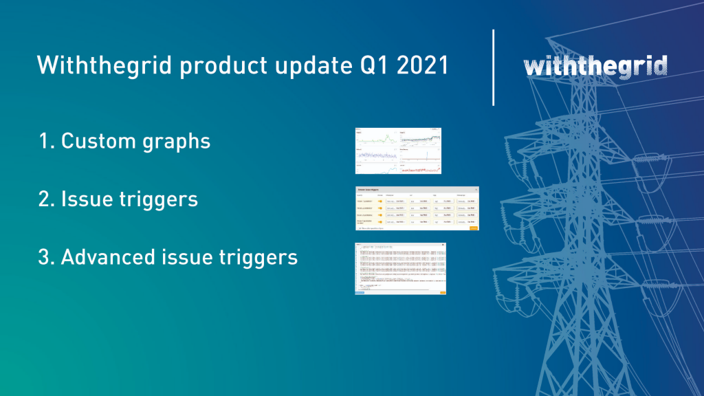 Withthegrid feature update q1