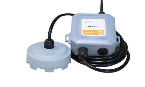 Water leak detection for buildings and substations