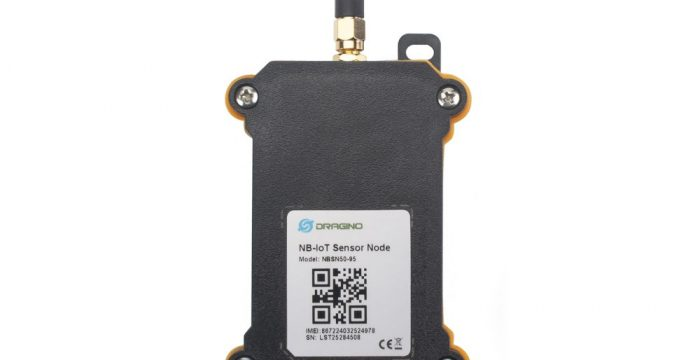 Outdoor NB-IoT data logger | Dragino device for outdoor logging