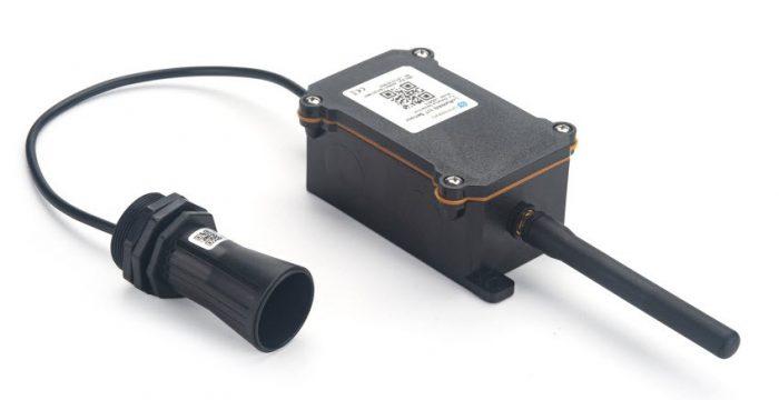 Ultrasonic Distance Detection