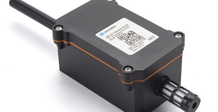 outdoor temperature & humidity sensor